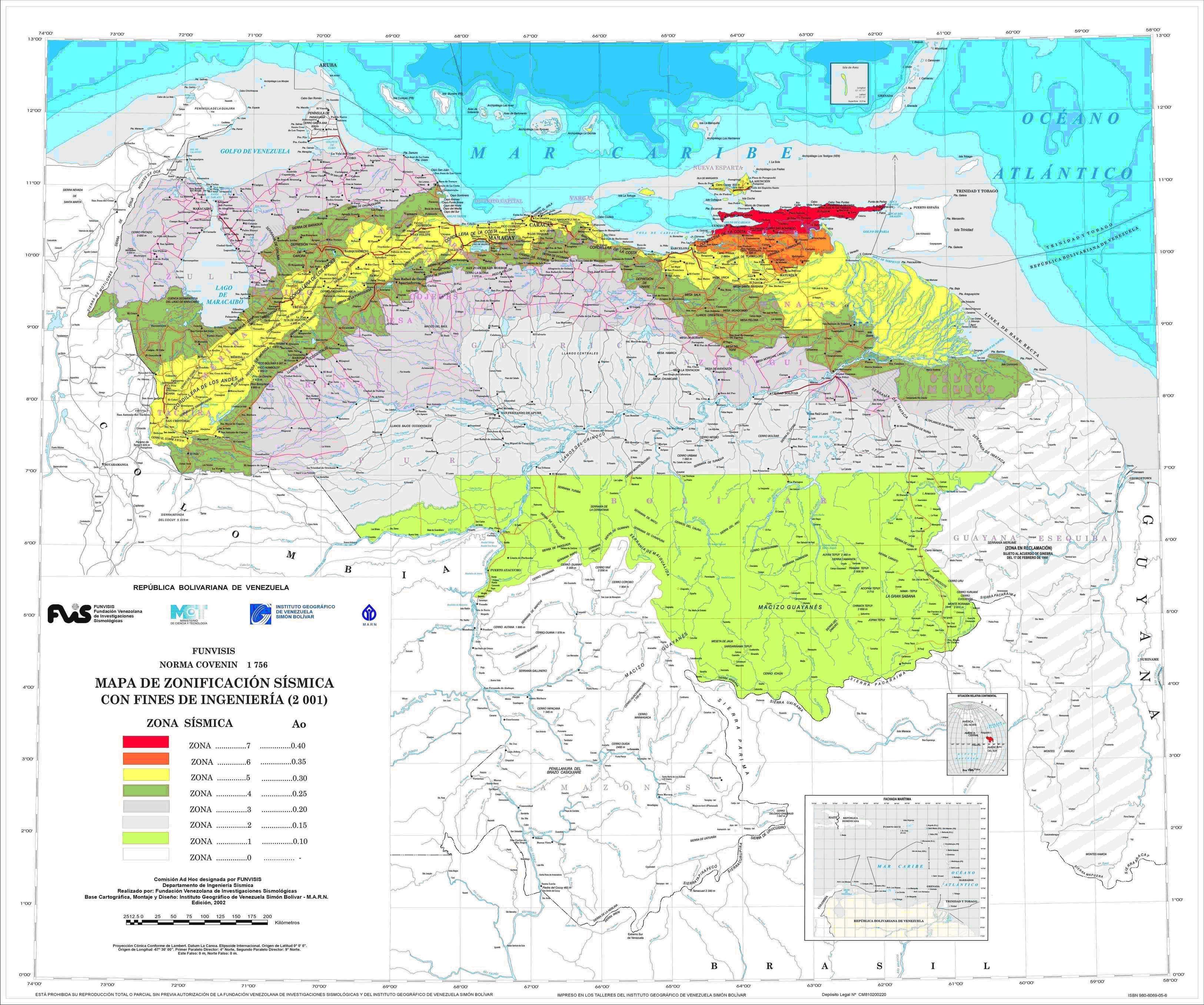 mapa-sismico-de-venezuela