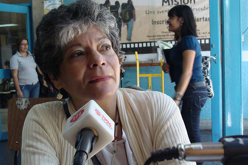 Profesora Luisa Pernalete