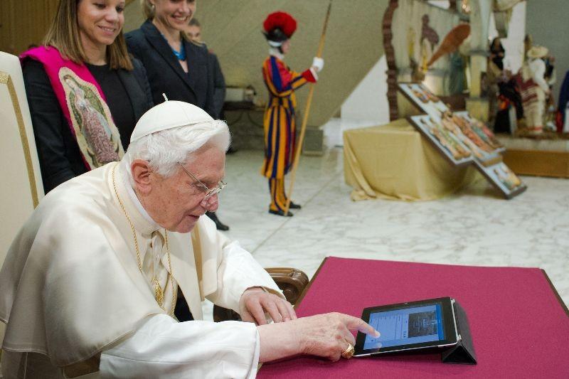 benedicto XVi pontifex