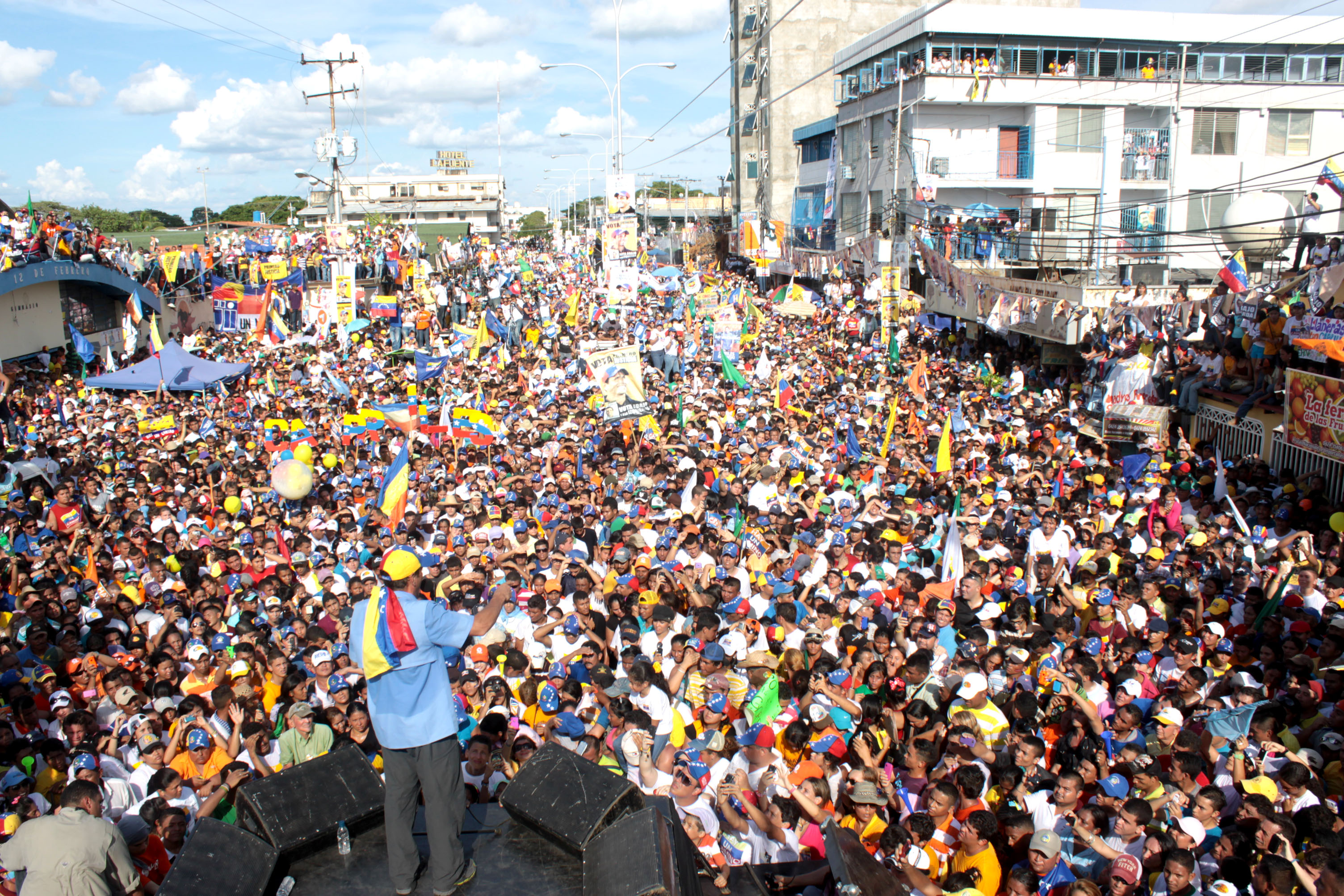 capriles apure