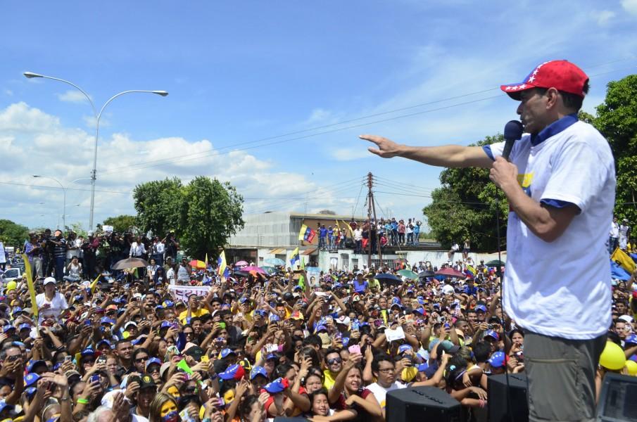 capriles-campaña
