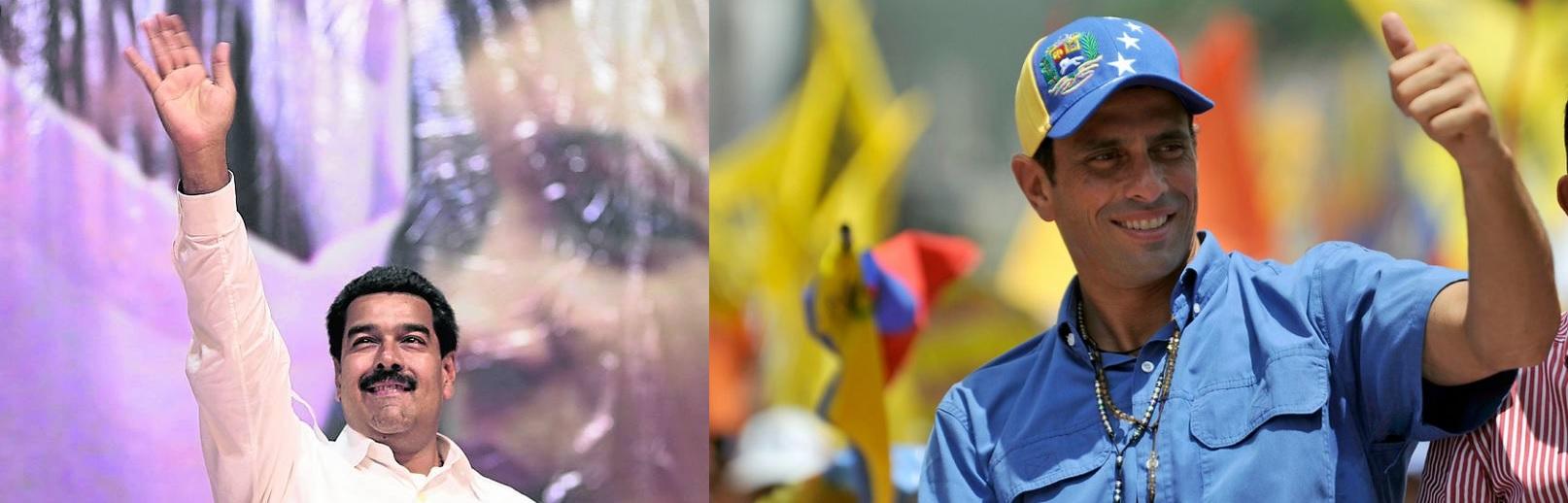 candidatos-capriles-maduro