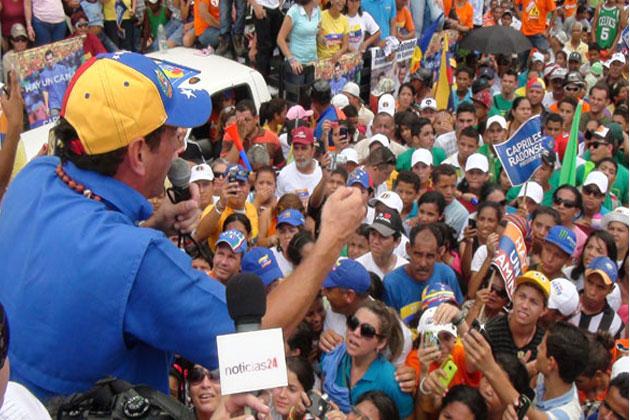 capriles cojedes