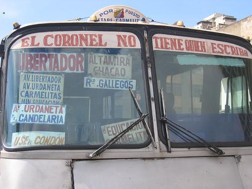autobus coronel