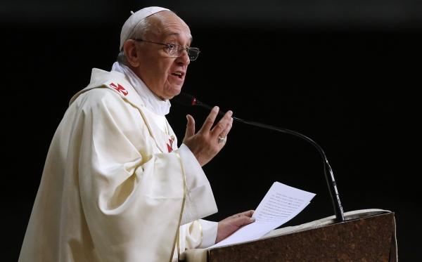 Francisco Papa Brasil
