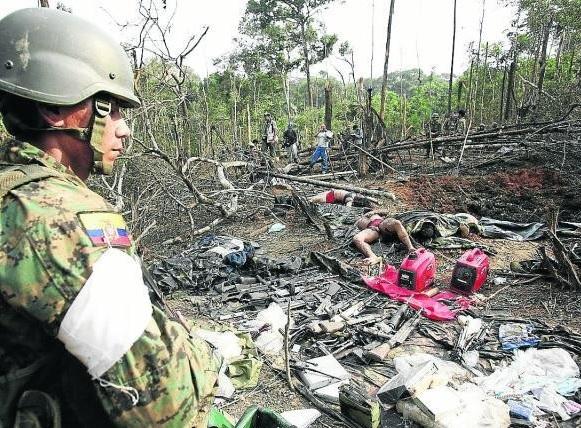 colombia conflicto