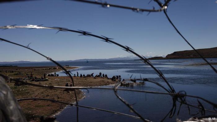 frontera migrantes