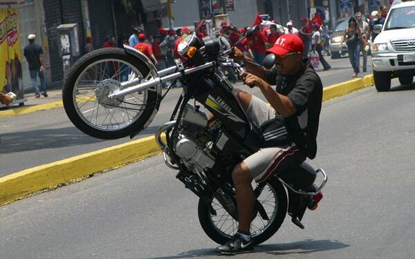 Motorizados Caracas 2