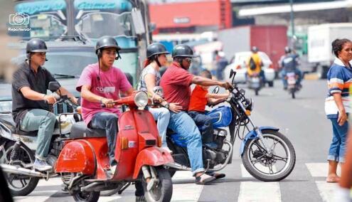 Motorizados Caracas
