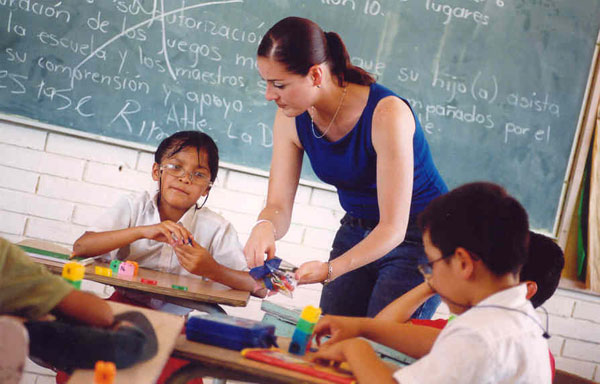 maestra venezolana