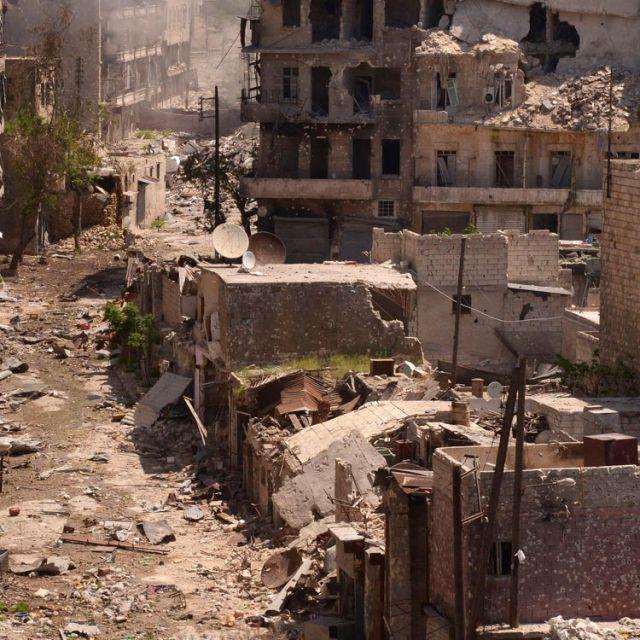 Syria paz