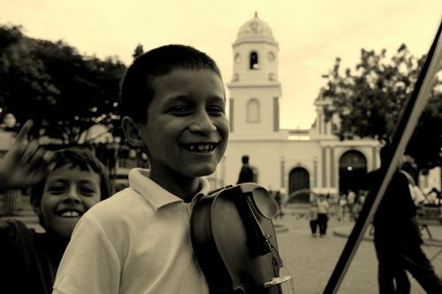 niños, Ricardo Del Bufalo