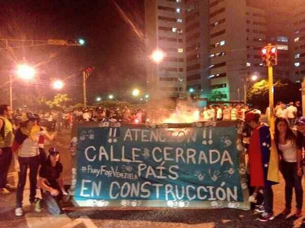 protesta barquisimeto