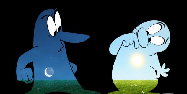 Día y noche. De Píxar.