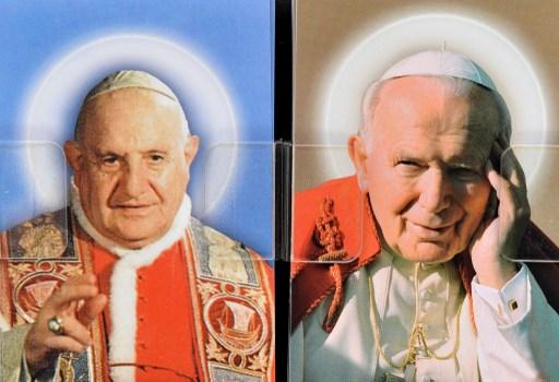 Juan XXIII - Juan Pablo II
