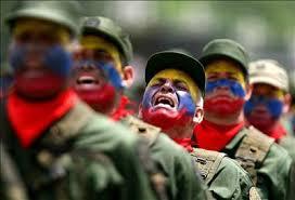 militar llanto
