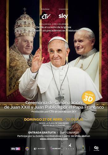 canonización 3d