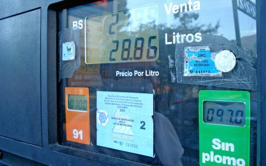 gasolina venezuela marca