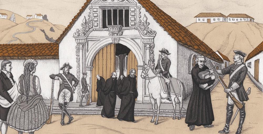 jesuitas expulsados