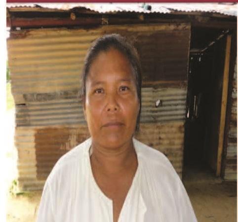 mujer indígena