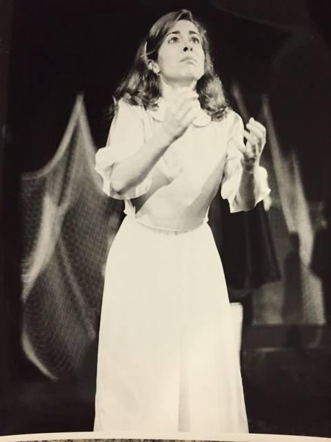 María Matilde Zubillaga en Teatro Ucab