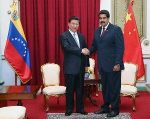 (11)VENEZUELA-CARACAS-CHINA-POLITICA-XI JINPING
