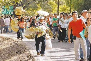 desplazados mexicanos