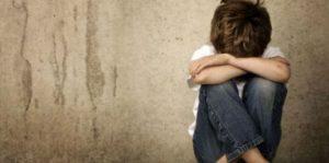 violencia a niños