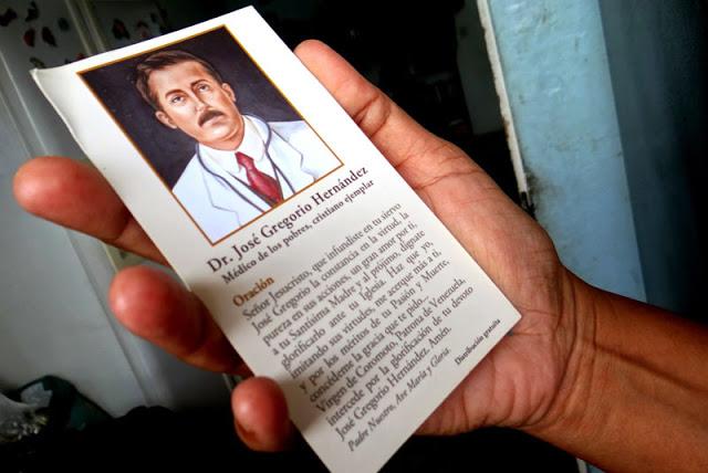 Doctor Jo´se Gregorio Hernández - Oración
