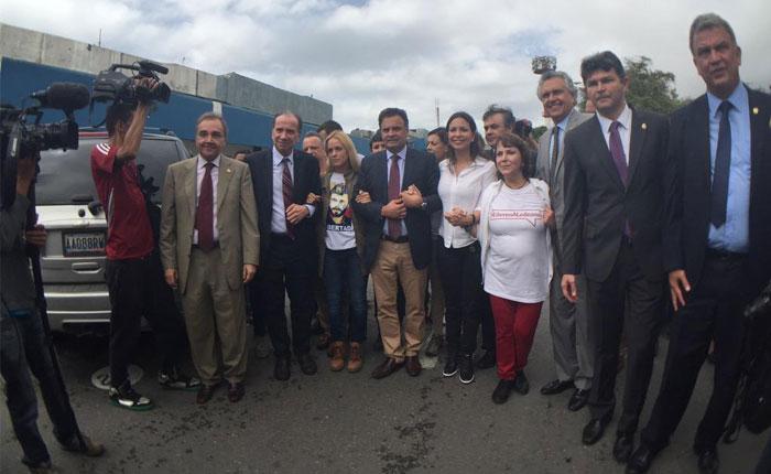 SenadoresBrasileñosenVenezuela