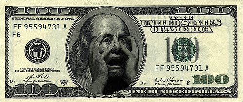 dolares gritan