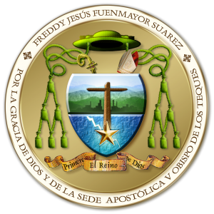 logo de la diocesis de los teques