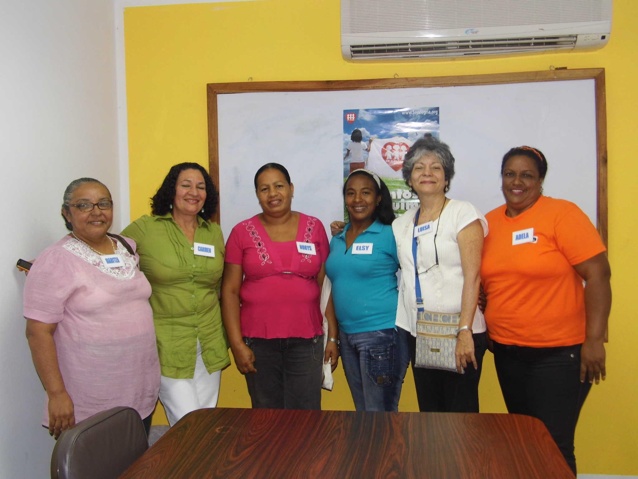 Madres promotoras de paz