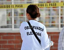 Observador electoral