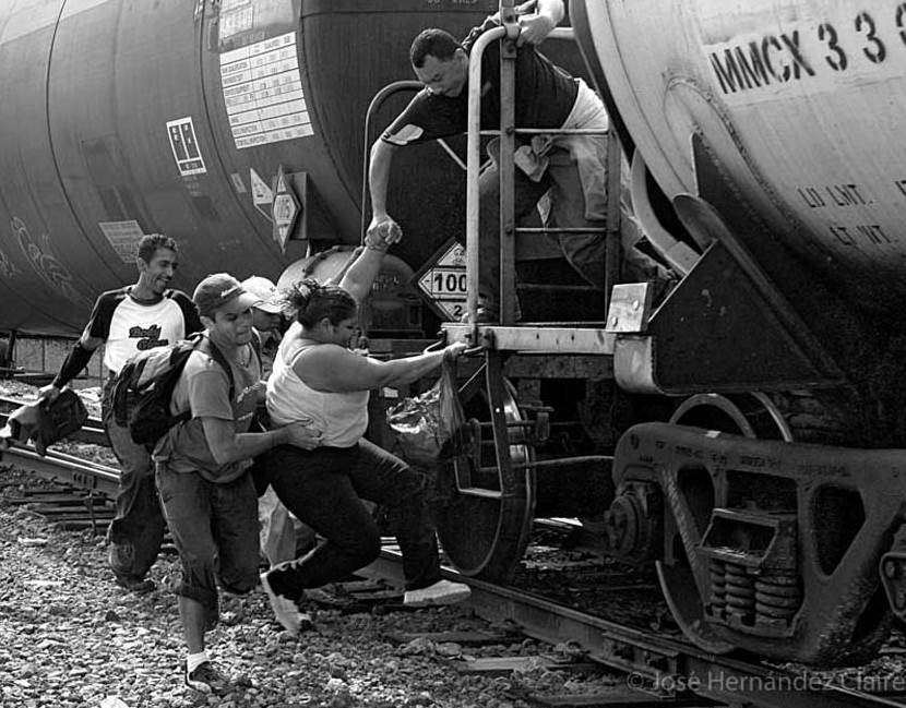 tren migrantes