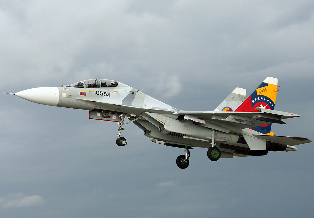 Venezuelan_Air_Force_Sukhoi_SU-30MK2_AADPR