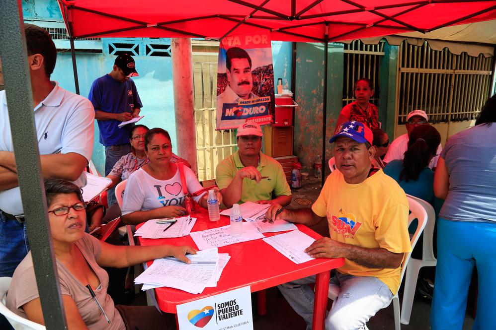 Foto Prensa Gobierno Bolivariano de Aragua SIMU05