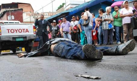 Muertes por intervención de la fuerza pública
