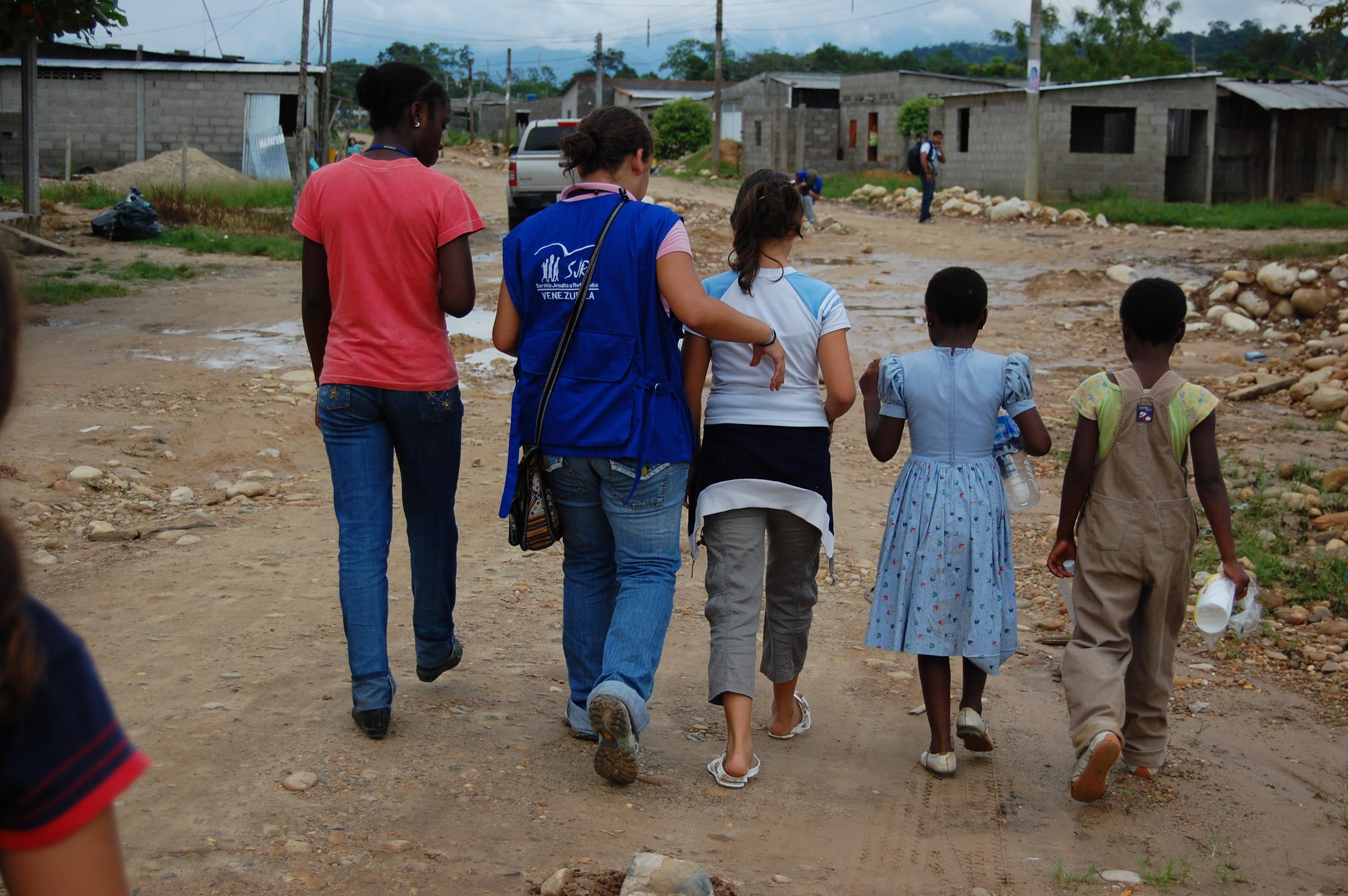Servicio Jesuita a Refugiados - Venezuela
