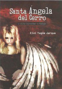 Portada libro Santa Ángela del Cerro