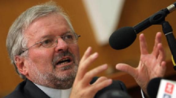 Nuncio Apostólico Aldo Giordano
