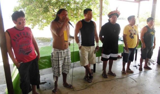 Directiva de Hutukara Asociación Yanomami