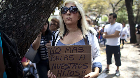 250215_protesta_caracas_ap