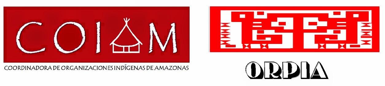 Logos COIAM ORPIA