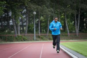 Refugee Athlete Yonas Kinde