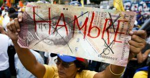 Venezuela-Hambre