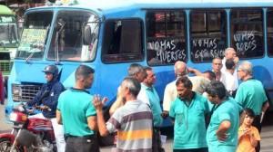 gonzalo-morales-miami-VENEZUELA--Transportistas-trancaron-tres-sectores-de-Caracas-para-exigir-seguridad