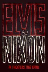 poster pelicula elvis and nixon