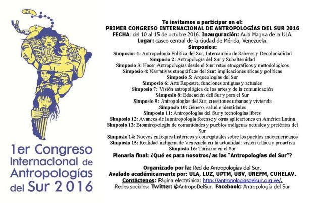 invitacion-1-al-congreso-internacional-de-antropologias-del-sur-2016