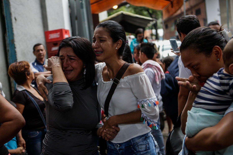 La Crisis Está Acabando Con La Familia Venezolana Revista